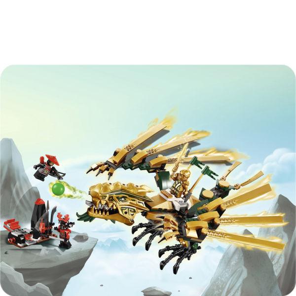 LEGO Ninjago De Gouden Draak 70503 Toys Zavvinl