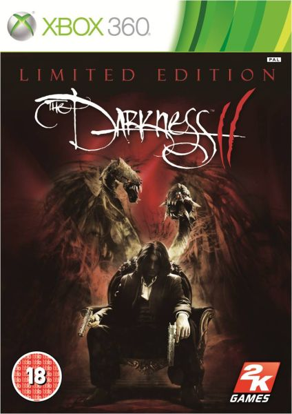Red Star 3d Wallpaper The Darkness Ii Limited Edition Xbox 360 Zavvi