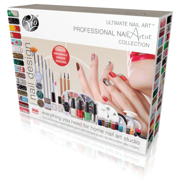 Rio Ultimate Nail Art Professional Artist Collection Image 2