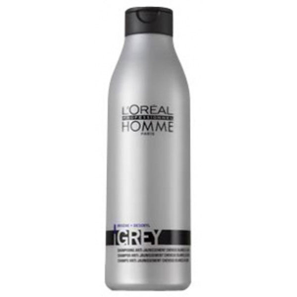 LOreal Professionnel Homme Grey Shampoing Anti