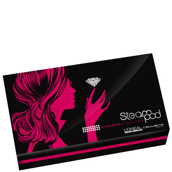 LOreal Professionnel Limited Edition Pink Steampod  Free
