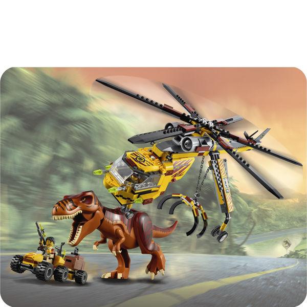 LEGO Dino T Rex Hunter 5886 Toys