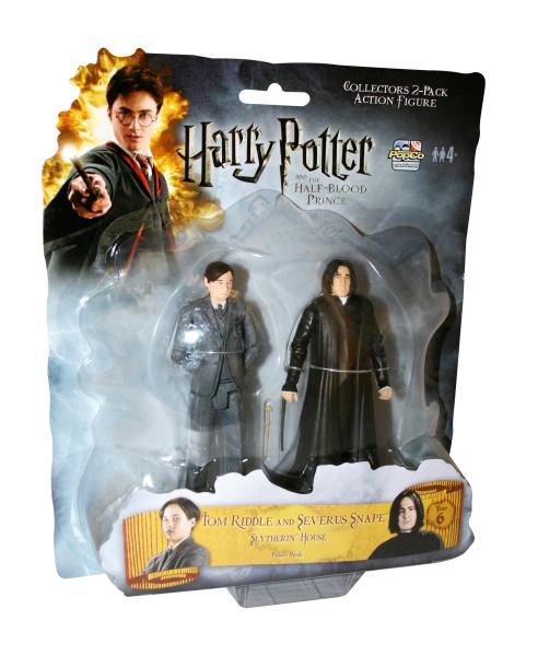 Harry Potter Action Figure 2 Pack Tom Riddle And Severus
