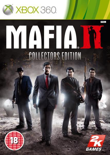 Mafia Ii 2 Collectors Edition Xbox 360