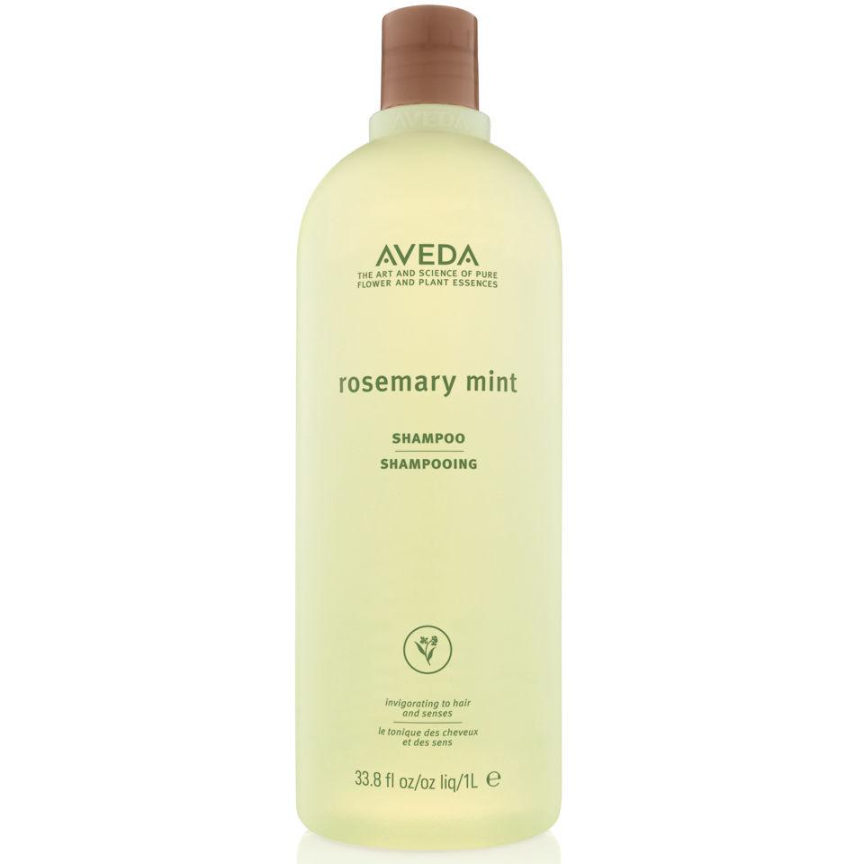 Aveda Rosemary Mint Shampoo 1000ml Worth 5200