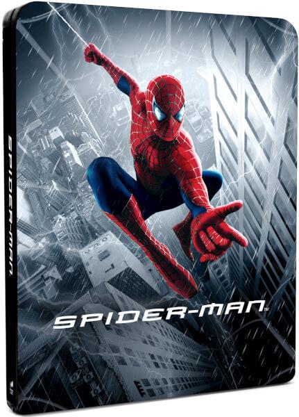 Girl Tshirts Hd Wallpaper Spider Man Zavvi Exclusive Lenticular Edition Steelbook