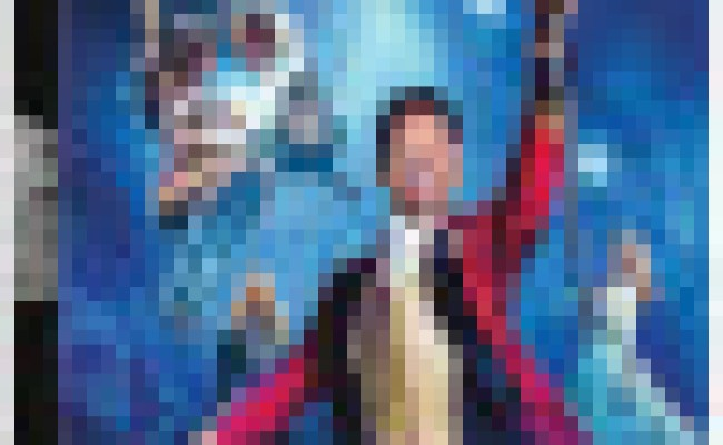 The Greatest Showman Blu Ray Zavvi
