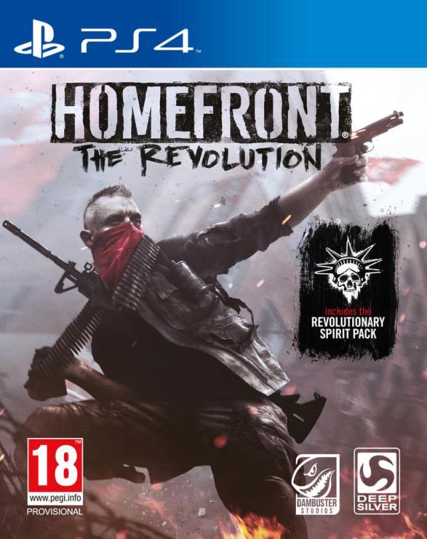 Homefront: The Revolution PS4   Zavvi