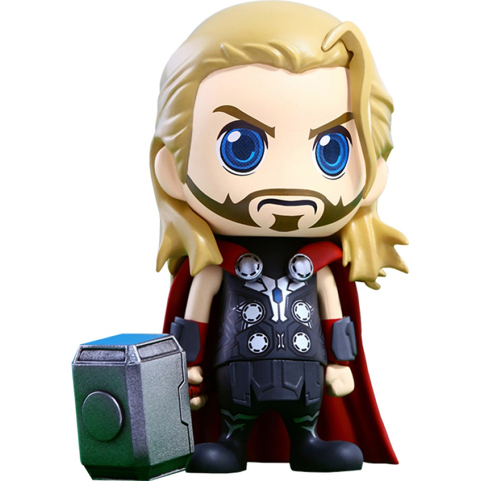 Hot Toys Marvel Avengers Age Of Ultron Thor Collectible Cosbaby Action Figure My Geek Box
