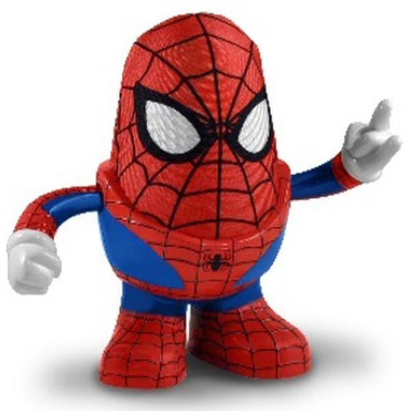 Marvel . Potato Head Spider-man Action Figure Iwoot