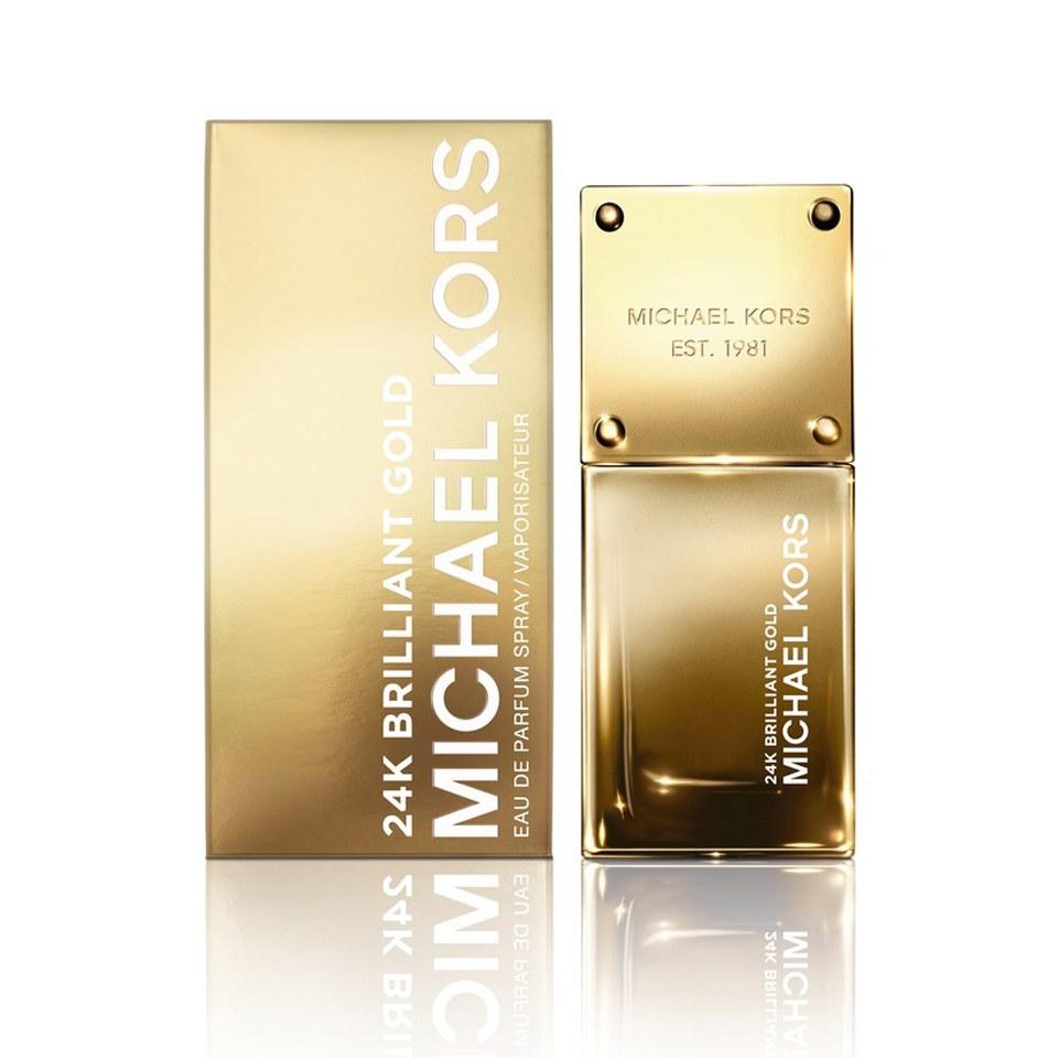 Michael Kors 24k Brilliant Gold Eau De Parfum (30ml