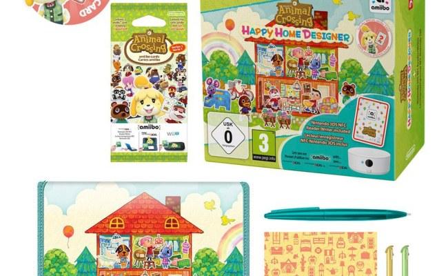 Animal Crossing Happy Home Designer Nfc Reader Writer