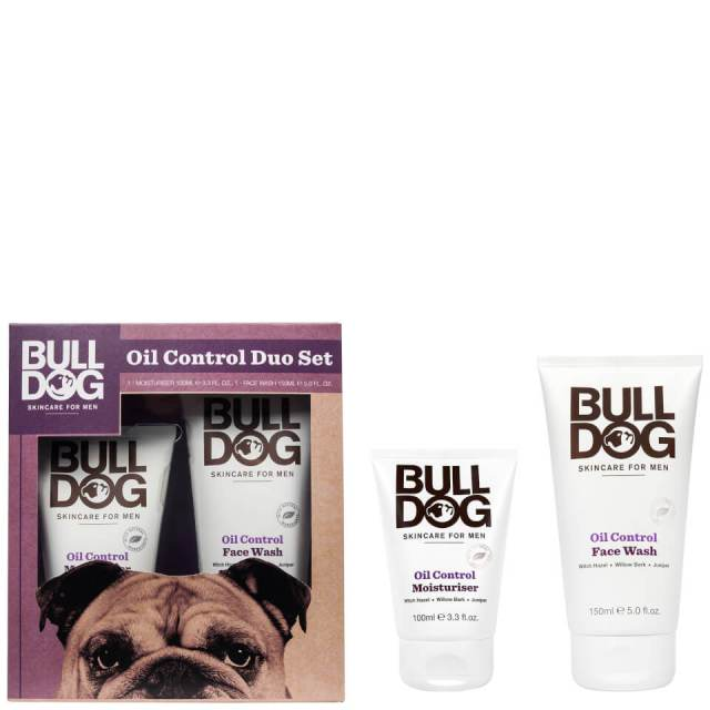 bulldog oil control duo set | buy online | mankind