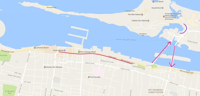 Croaziera - Bahamas (Miami) - MSC Cruises - MSC Divina - 3 nopti   Paralela 45