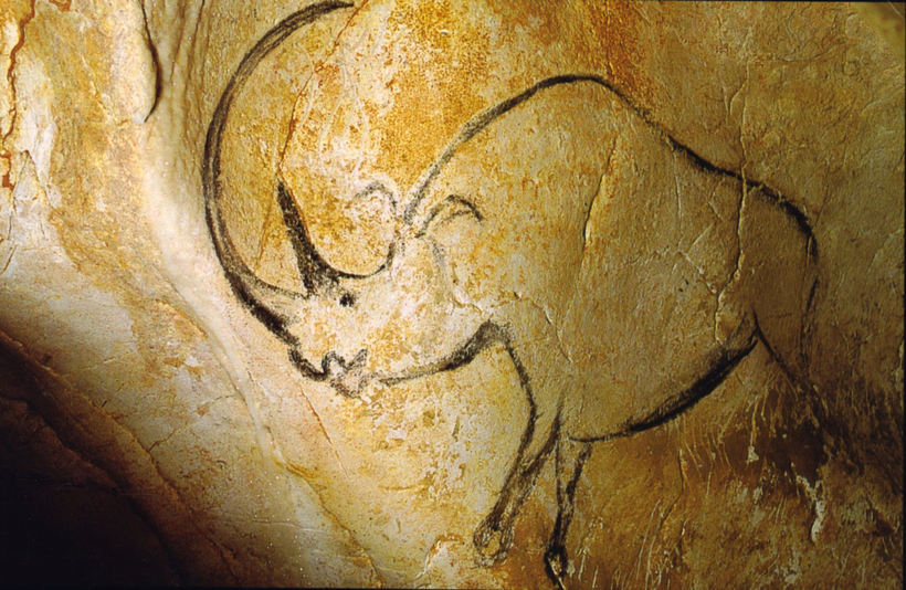 Пещера Шове во Франции: уникальная галерея художников палеолита