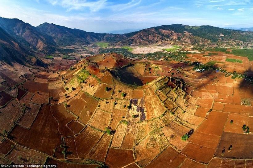 Самые восхитительные вулканические пейзажи мира