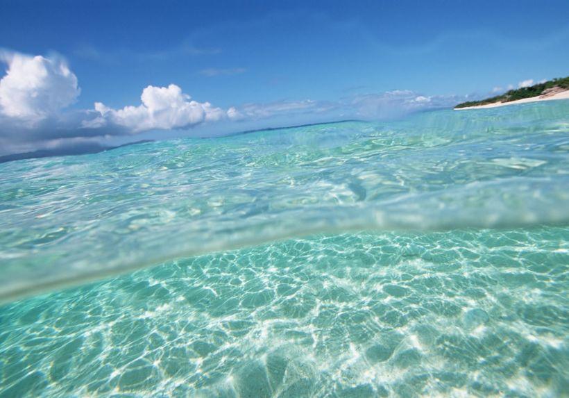 varför är havet salt