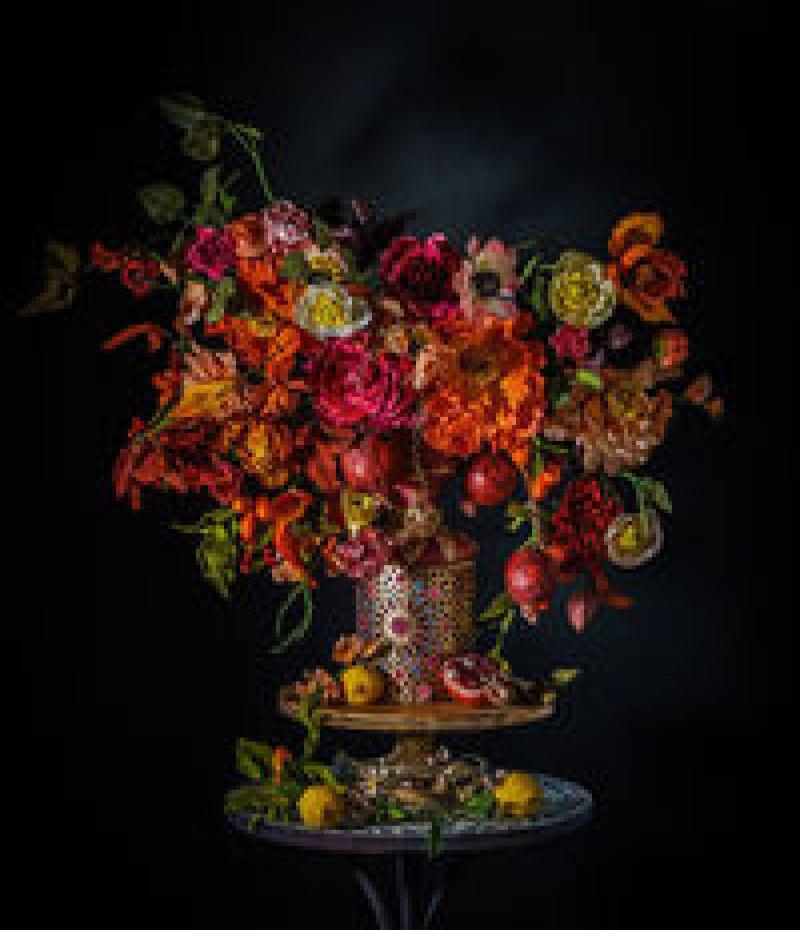 Чудо-торты Джули Саймон, которые так легко спутать с шедеврами голландской живописи