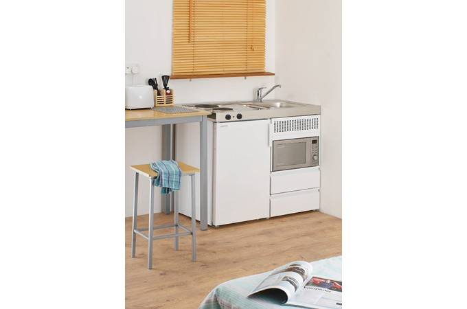 compact kitchens kitchen table with chairs elfin mini and units pre built