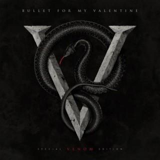 Venom Bullet For My Valentine Discografia VAGALUME