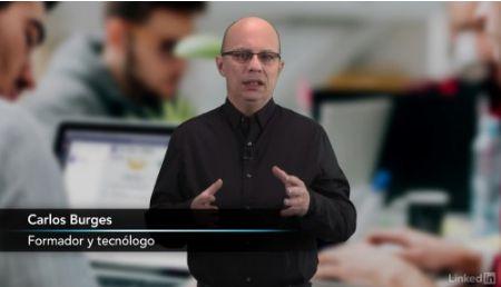 Video2Brain: Curso Aprende Microsoft Teams (2017)
