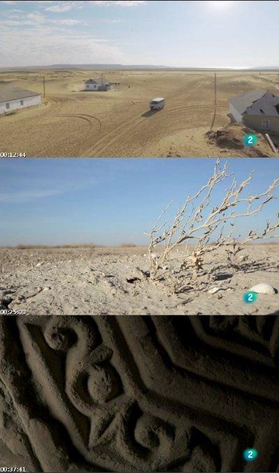 Planeta Arena: Aralkum, el desierto más joven del mundo (2017)