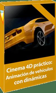 Video2Brain: Curso Cinema 4D práctico: Animación de vehículos con dinámicas (2017)