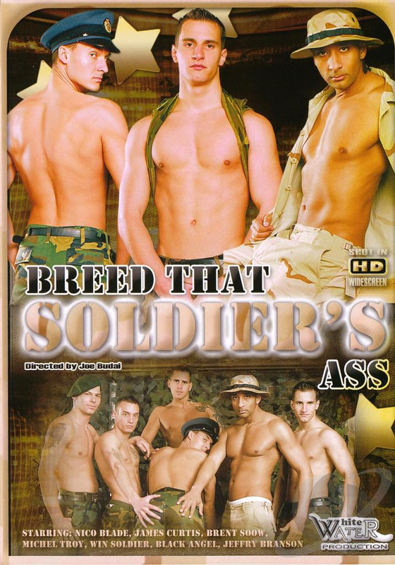Breed That Soldier's Ass (White Water)