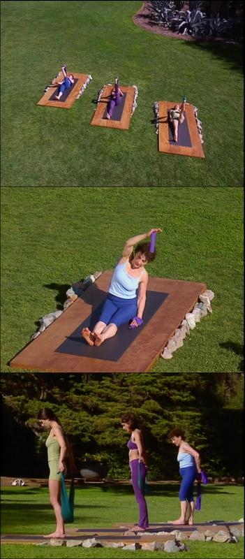 Ana Cabán: Entrenamiento Bodyband Pilates [DVDrip]
