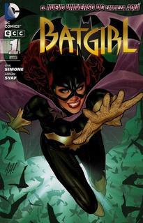 Batgirl – Tomos 01 al 11