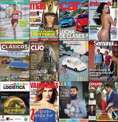 Pack de Revistas [14 Revistas] [PDF] [Español]