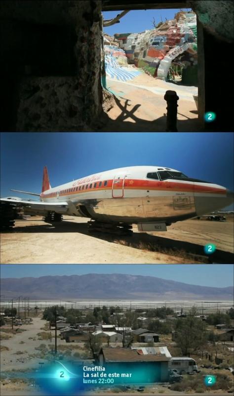 Los colores del desierto: El Mojave gris [2013] [WEBDL]