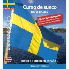 Curso básico de sueco – Nivel básico [Audio Curso]