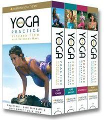 Practica Yoga Sagrado con Rainbeau Mars [4 DVDrip]