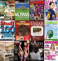 Pack de Revistas [15 Revistas]