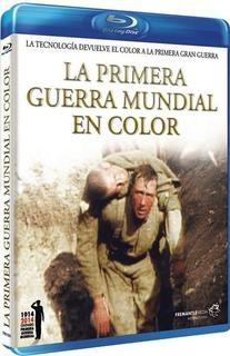 La Primera Guerra Mundial en Color (2013) [6/6] [BDRip 1080p]
