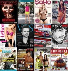 Pack de Revistas [24 Revistas]