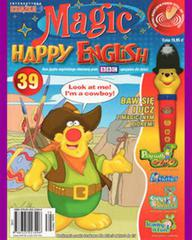 Curso de Inglés: Magic Happy English [39 Libros + Video]
