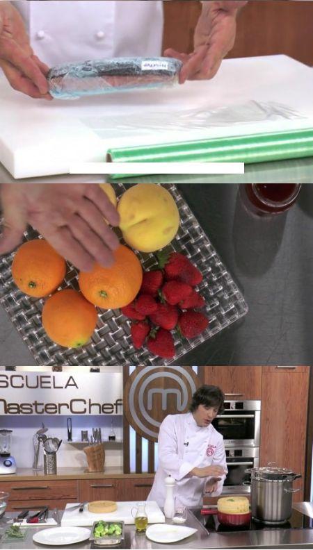MasterChef: 2. Técnicas de cocción y conservación [2014] [WebRip]