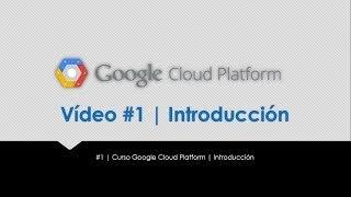 TodakarPro: Curso de Google Cloud Platform [2014]