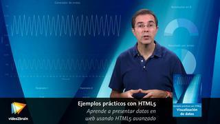 Video2Brain: Curso HTML5 práctico: Visualización de datos (2015)
