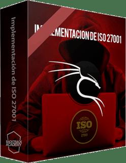 Backtrack Academy: Curso Implementación de ISO 27001 (2016)