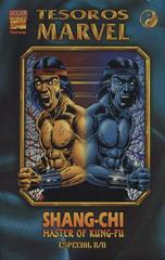 Shang-Chi – Master of Kung-Fu [CBR]