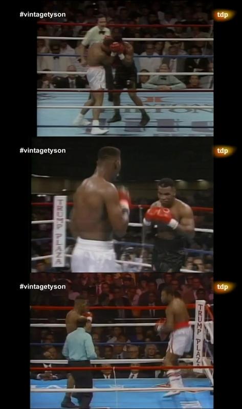 Boxeo: Mike Tyson [2015] [Conexión Vintage] [WEBDL]