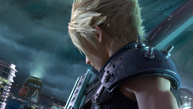 Get Your First Look At Development Pictures Of FINAL FANTASY VII REMAKE And New Cloud Strife