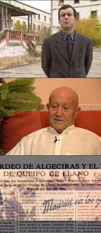 La Guerra Civil en Extremadura (2006) [3/3] [DVDRip]