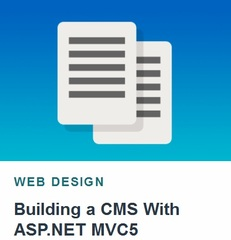 Tutsplus: Construyendo un CMS con ASP.NET MVC5