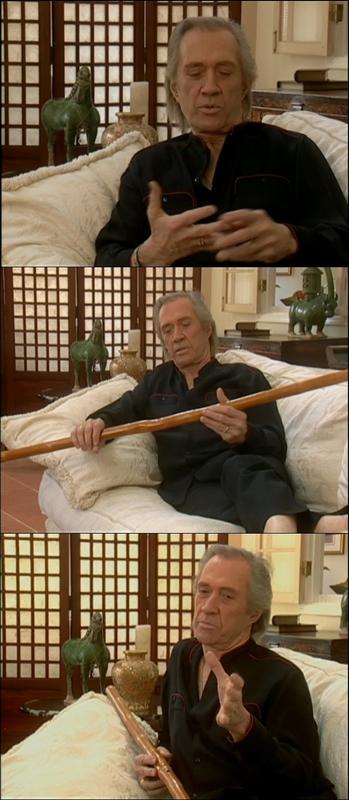 David Carradine: Una introducción para principiantes a Kung Fu y Tai Chi [DVDrip]