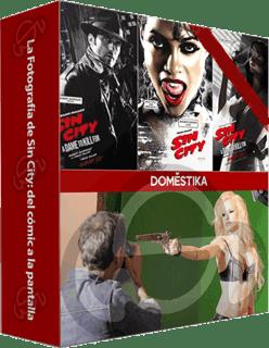 Domestika: Curso La Fotografía de Sin City: del cómic a la pantalla (2015/2016)