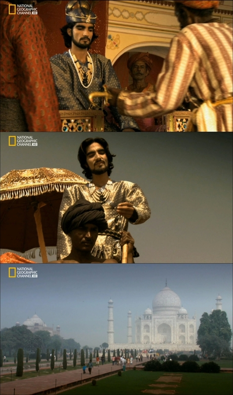 Los secretos del Taj Mahal [2009] [NatGeo] [HDTV 720p]